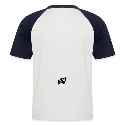 skalp petit - T-shirt baseball manches courtes Homme
