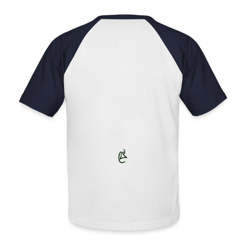 slogol - T-shirt baseball manches courtes Homme