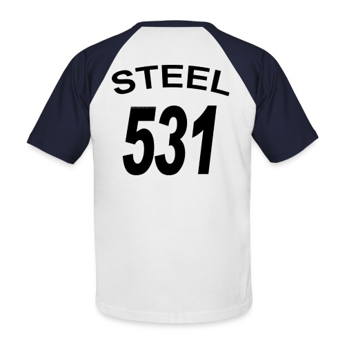 531 - Men's Baseball T-Shirt