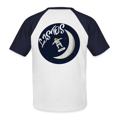 Cosmos - T-shirt baseball manches courtes Homme