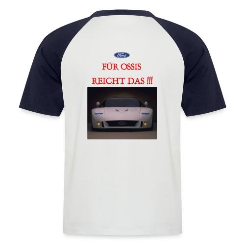 ford2 - Männer Baseball-T-Shirt