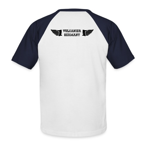 vulcanier 220new2 - Männer Baseball-T-Shirt