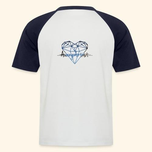 FontCandy (37)2 - Men's Baseball T-Shirt
