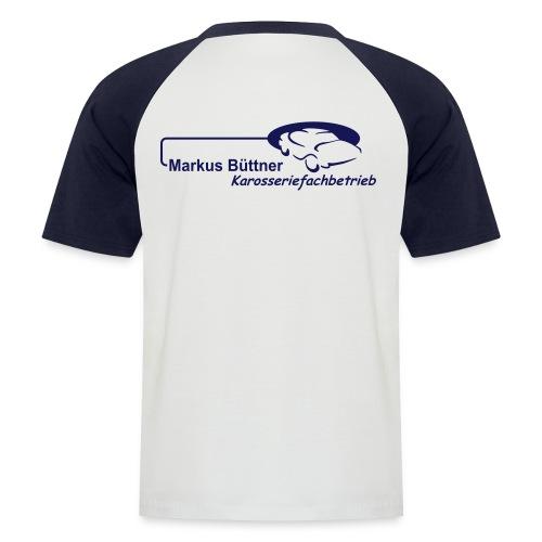 buettner - Männer Baseball-T-Shirt