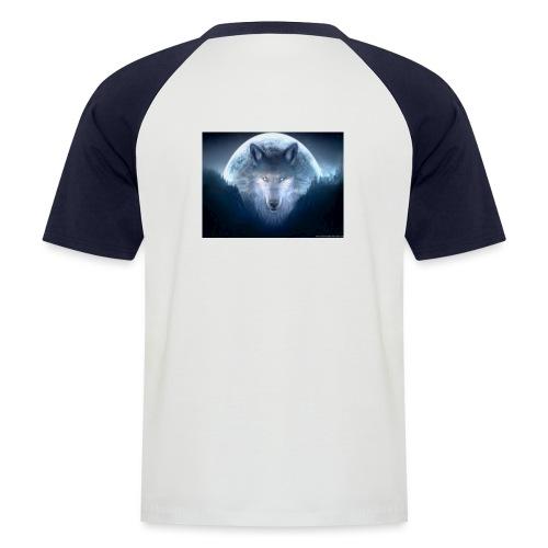 WolfMerch - Men's Baseball T-Shirt