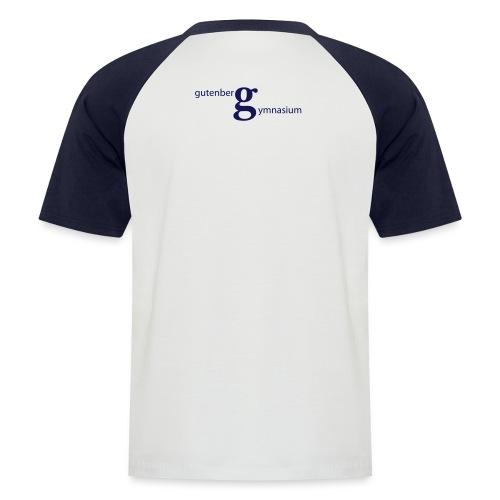 GG Logo - Männer Baseball-T-Shirt