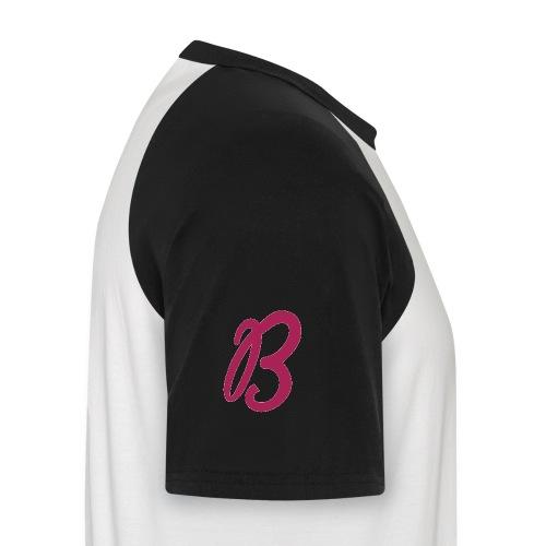 Boars B - Männer Baseball-T-Shirt
