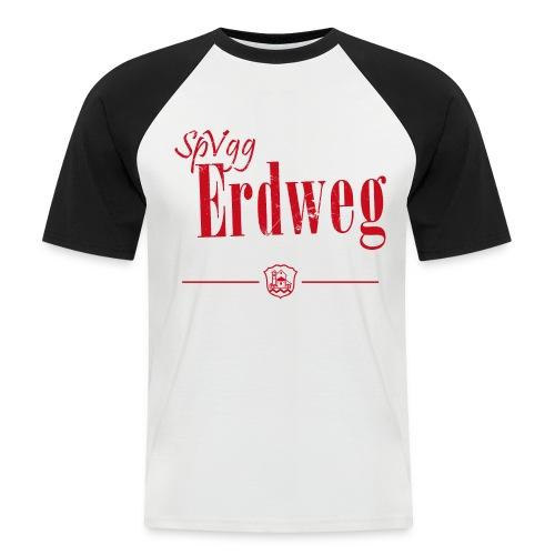 SE13 - Männer Baseball-T-Shirt