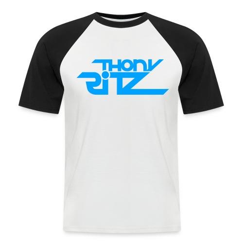TR Logo Blue - T-shirt baseball manches courtes Homme