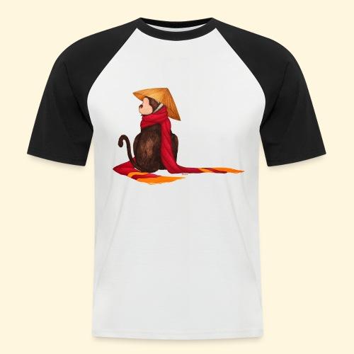 Un singe en hiver - T-shirt baseball manches courtes Homme