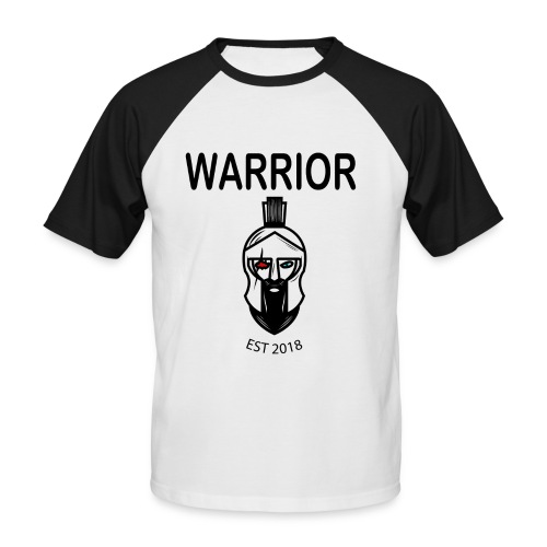 Warrior - Men's Baseball T-Shirt