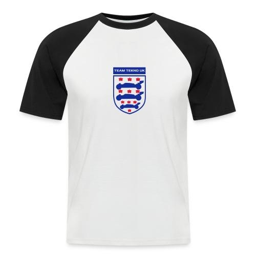 Team Tekno football - Men's Baseball T-Shirt