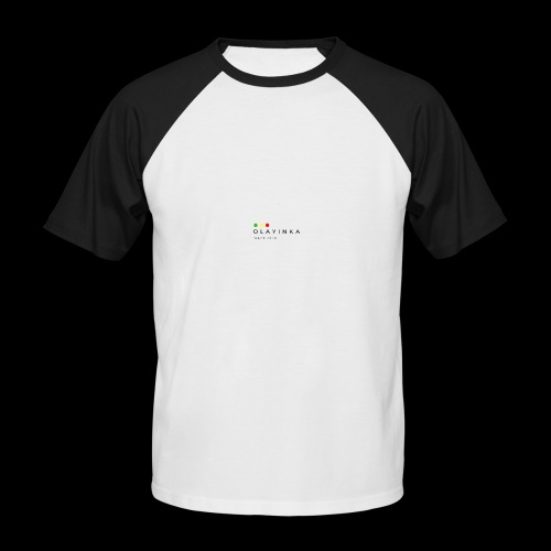 olay - T-shirt baseball manches courtes Homme