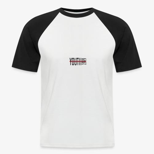 YOUTH1999 - Grey T-Shirt - Sutpecni - Maglia da baseball a manica corta da uomo