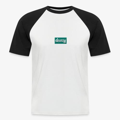 DEAZY2 - Männer Baseball-T-Shirt
