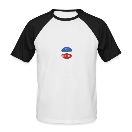 HOVER-STORE - T-shirt baseball manches courtes Homme
