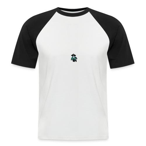 e2e8932fb25295b55de090badafa99cf - Kortærmet herre-baseballshirt
