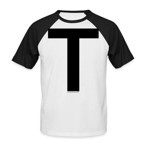 Attractive-Shirt - Männer Baseball-T-Shirt