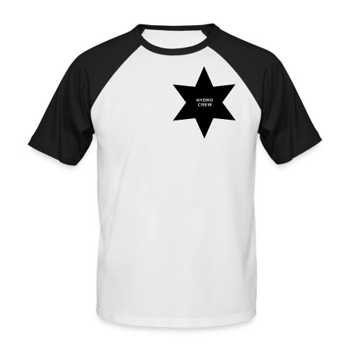 Hydro Crew - Männer Baseball-T-Shirt