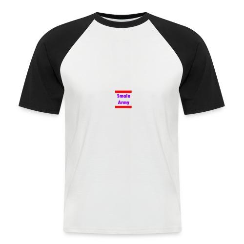 smala Army 1 - Männer Baseball-T-Shirt