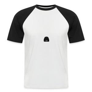 Lost & Found lue - Kortermet baseball skjorte for menn