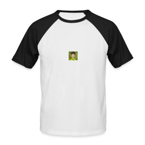 smilehappy11 - Men's Baseball T-Shirt