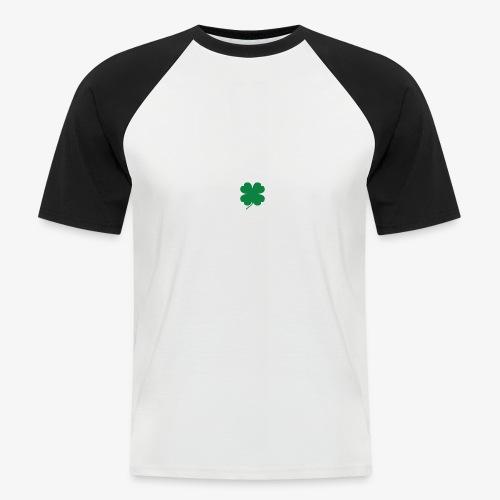 Trèfle - T-shirt baseball manches courtes Homme