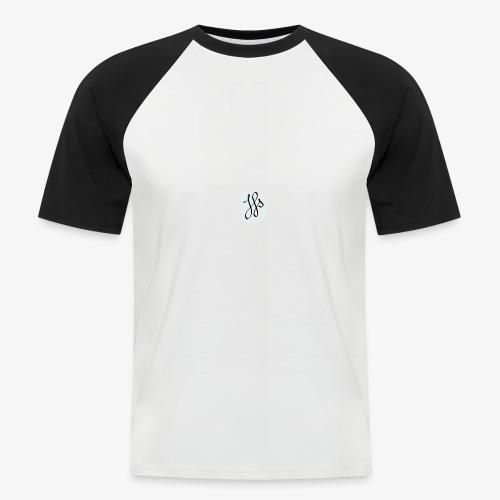 jfs - T-shirt baseball manches courtes Homme