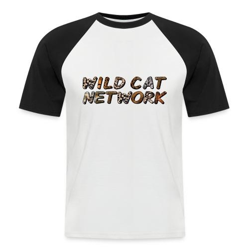 WildCatNetwork 1 - Men's Baseball T-Shirt