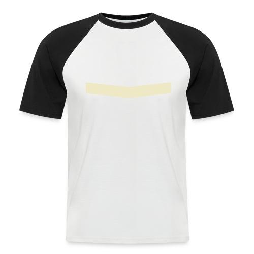 Franjas - Cool - Camiseta béisbol manga corta hombre