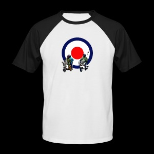 Mods - Men's Baseball T-Shirt