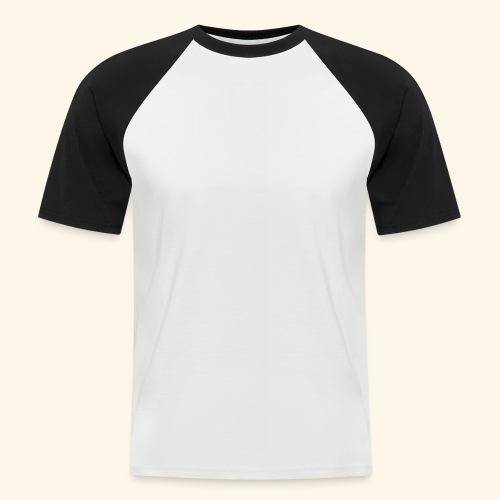 Null-Acht-15 - Männer Baseball-T-Shirt