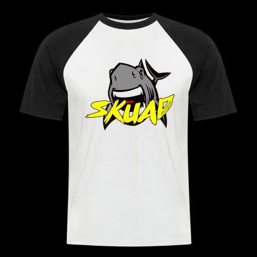 SharkSkuad - Camiseta béisbol manga corta hombre