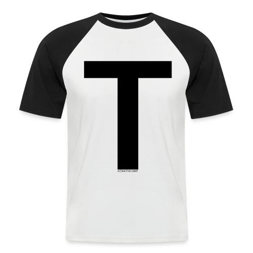 Attractive-Shirt - Männer Baseball-T-Shirt