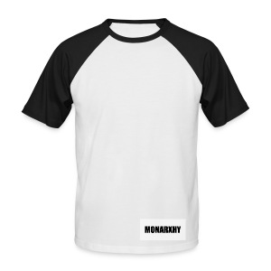 Monarchy Impact - Men's Baseball T-Shirt