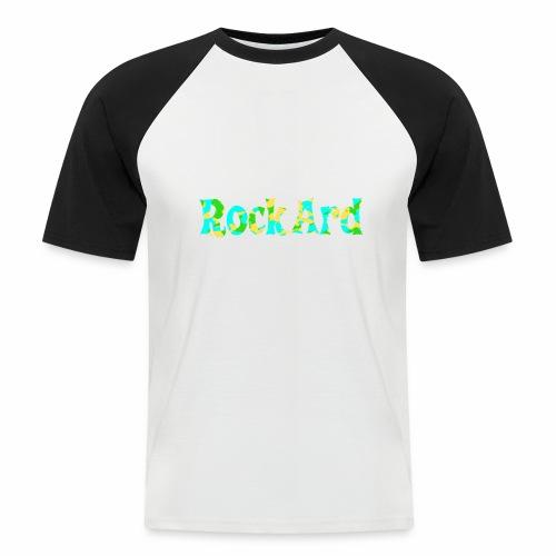 RockArdVibrant - Men's Baseball T-Shirt