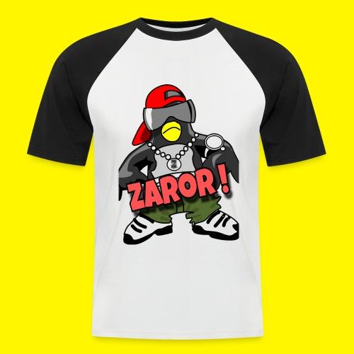 Zaror- T-Shirt - Männer Baseball-T-Shirt