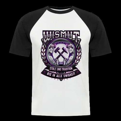 Stolz und Tradition - Männer Baseball-T-Shirt