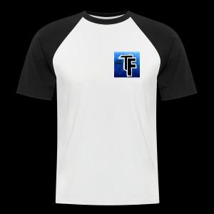 todd friday logo - Men's Baseball T-Shirt