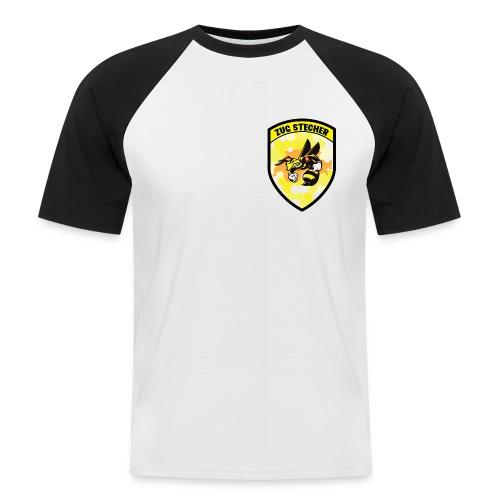 Zug Stecher - Männer Baseball-T-Shirt