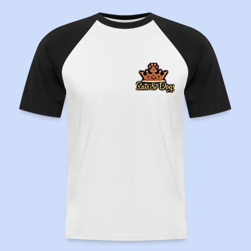 Official Cats&Dogs - Men's Baseball T-Shirt