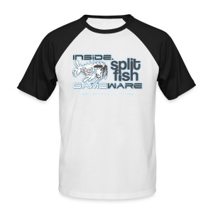 InSide SplitFish Collection - Männer Baseball-T-Shirt