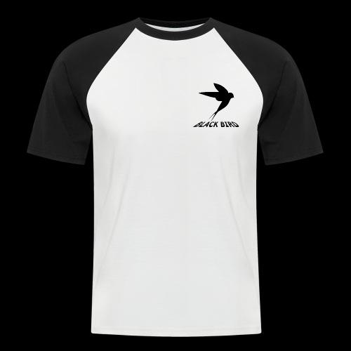 BLACK BIRD - T-shirt baseball manches courtes Homme