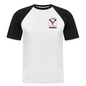 Flip Side Selection SW4 - Men's Baseball T-Shirt