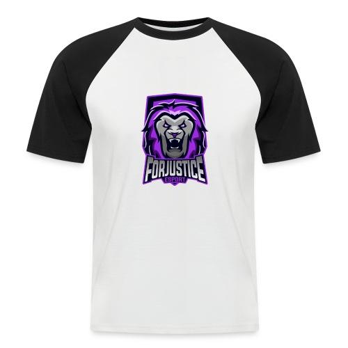 logobt - Men's Baseball T-Shirt