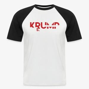 Krump VS Everything - Men's Baseball T-Shirt