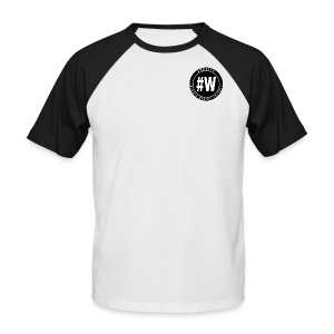 WHOA TV - Men's Baseball T-Shirt