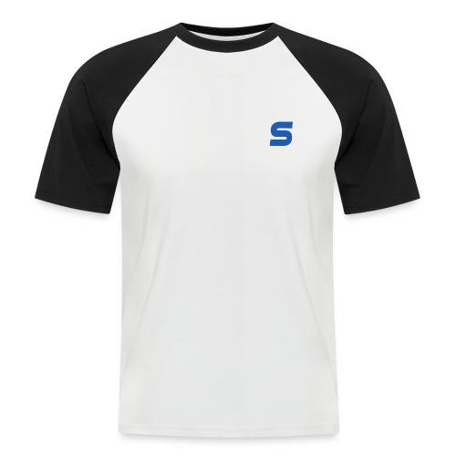 Sachiro - T-shirt baseball manches courtes Homme