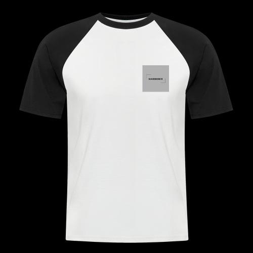 Harmonix - T-shirt baseball manches courtes Homme