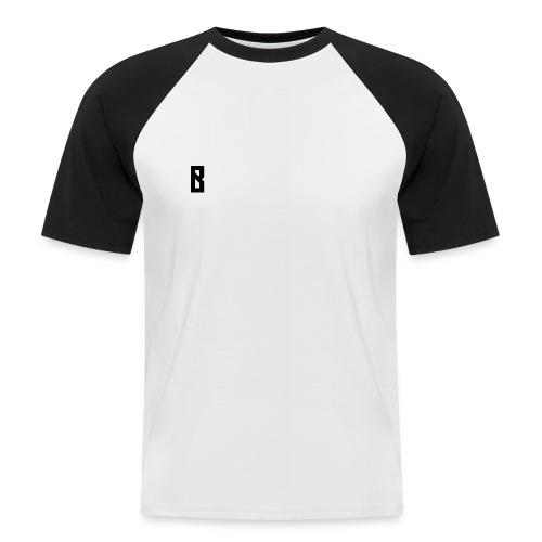 Black B Logo - T-shirt baseball manches courtes Homme
